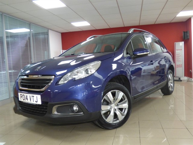 used Peugeot 2008 HDI ACTIVE in aberdare