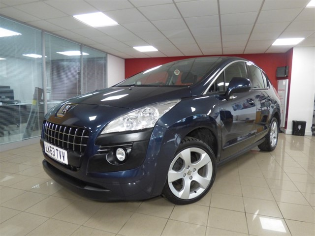 used Peugeot 3008 HDI ACTIVE in aberdare
