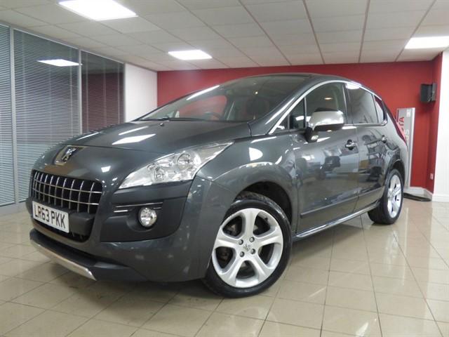 used Peugeot 3008 Allure HDi FAP in aberdare