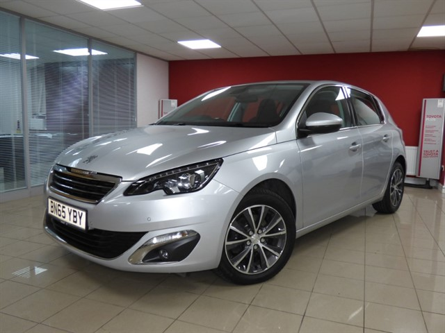 used Peugeot 308 BLUE HDI S/S ALLURE in aberdare