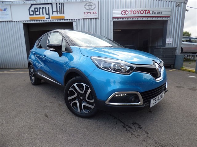 used Renault Captur Dynamique S Medianav Energy DCI S/S in aberdare