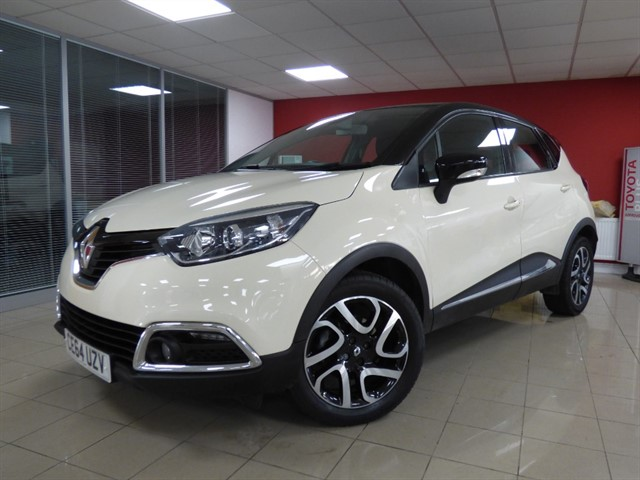 used Renault Captur DYNAMIQUE MEDIANAV ENERGY DCI S/S in aberdare