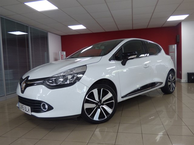 used Renault Clio DYNAMIQUE S MEDIANAV ENERGY DCI S/S in aberdare