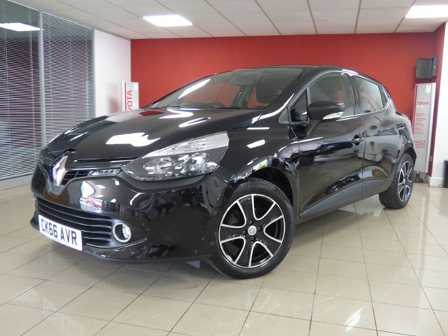 used Renault Clio PLAY 16V in aberdare