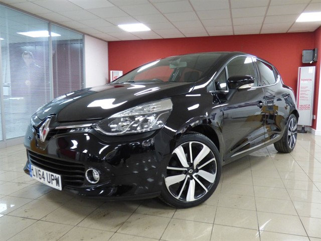 used Renault Clio Dynamique S Media Nav Energy DCI S/S in aberdare