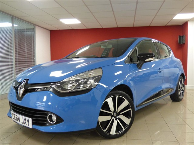 used Renault Clio Dynamique S MediaNav Energy Tce S/S in aberdare