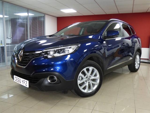 used Renault Kadjar DYNAMIQUE NAV DCI in aberdare