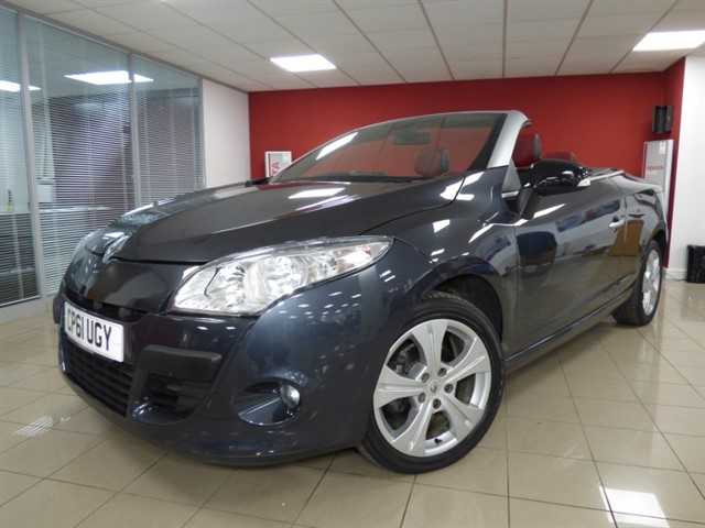used Renault Megane DYNAMIQUE TOMTOM DCI in aberdare