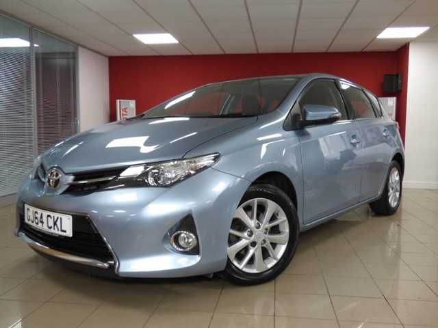 used Toyota Auris DUAL VVT-I ICON in aberdare