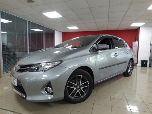 used Toyota Auris VALVEMATIC ICON PLUS in aberdare