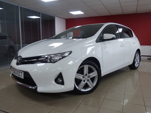 used Toyota Auris VALVEMATIC SPORT in aberdare