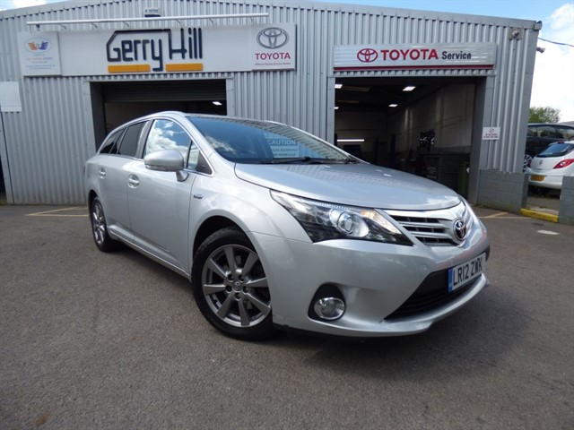 used Toyota Avensis D-CAT T4 in aberdare