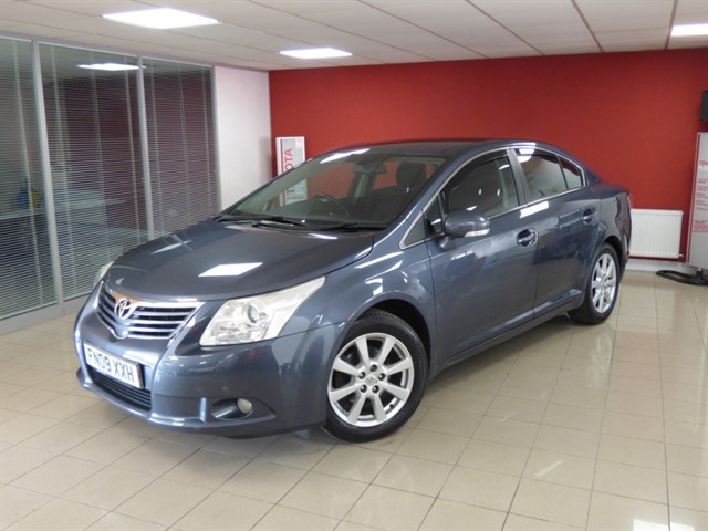 used Toyota Avensis VALVEMATIC TR in aberdare