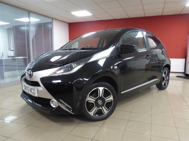 used Toyota Aygo VVT-I X-CLUSIV in aberdare