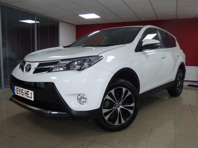 used Toyota RAV4 VVT-I ICON AWD in aberdare