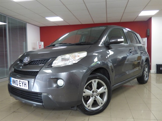 used Toyota Urban Cruiser D-4D in aberdare
