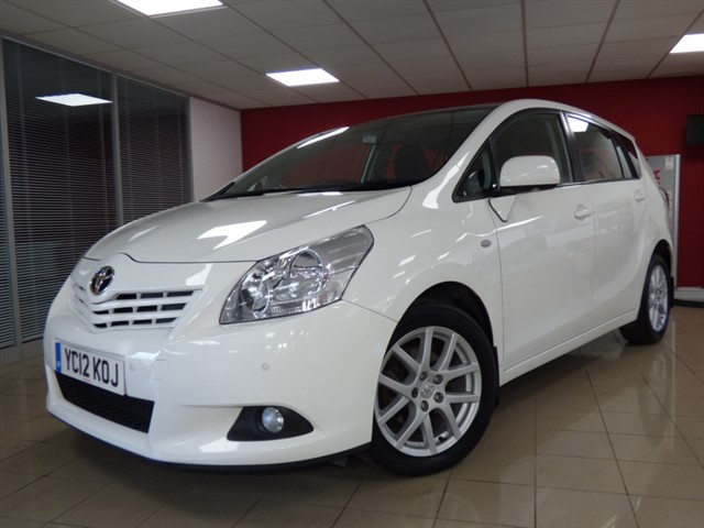 used Toyota Verso D-4D T SPIRIT in aberdare