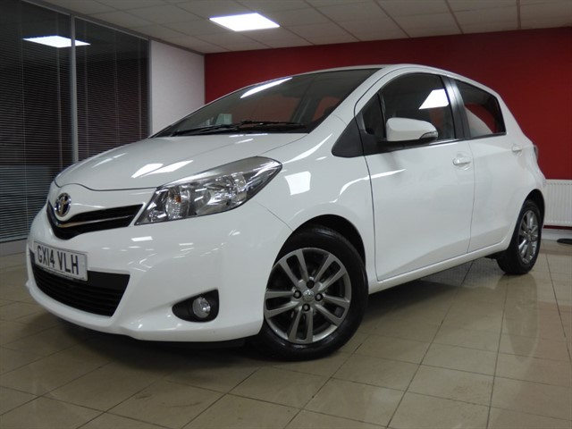 used Toyota Yaris D-4D ICON PLUS NAV in aberdare