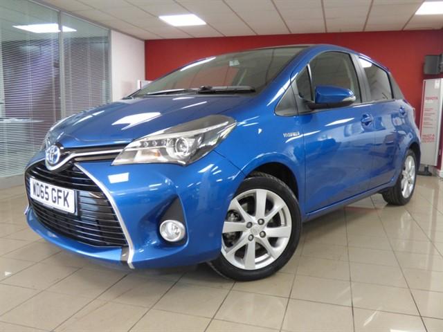 used Toyota Yaris VVT-I SPORT M-DRIVE S in aberdare