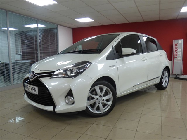 used Toyota Yaris VVT-I SPORT M-DRIVE S in aberdare