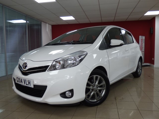 used Toyota Yaris D-4D ICON PLUS in aberdare