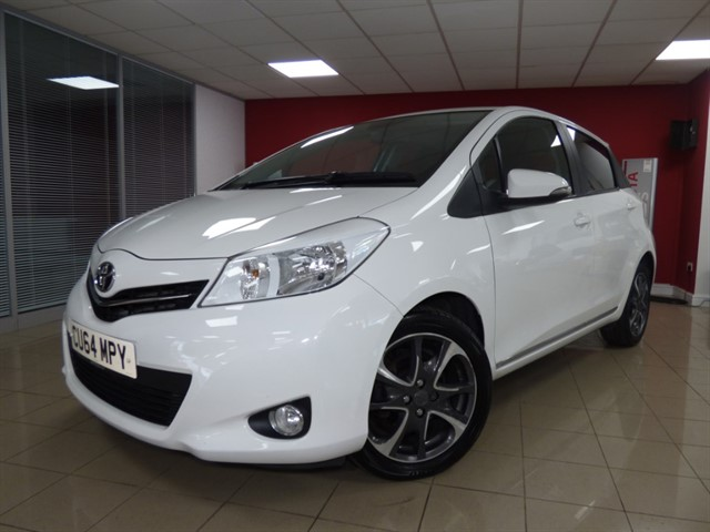 used Toyota Yaris VVT-I TREND in aberdare