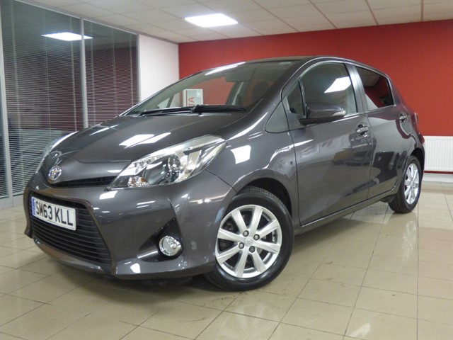 used Toyota Yaris VVT-I ICON PLUS in aberdare