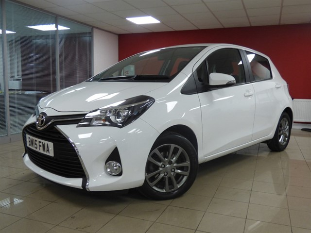 used Toyota Yaris VVT-I ICON M-DRIVE S in aberdare