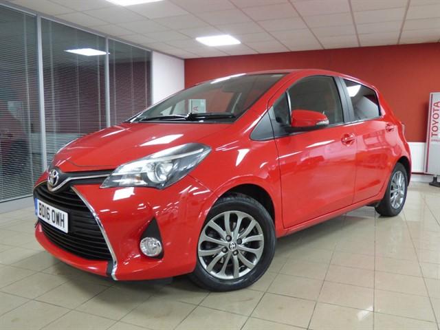 used Toyota Yaris VVT-I ICON in aberdare