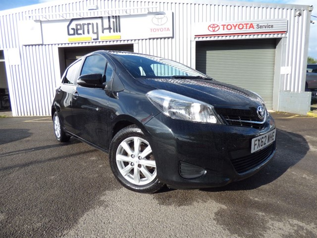 used Toyota Yaris D-4D TR in aberdare