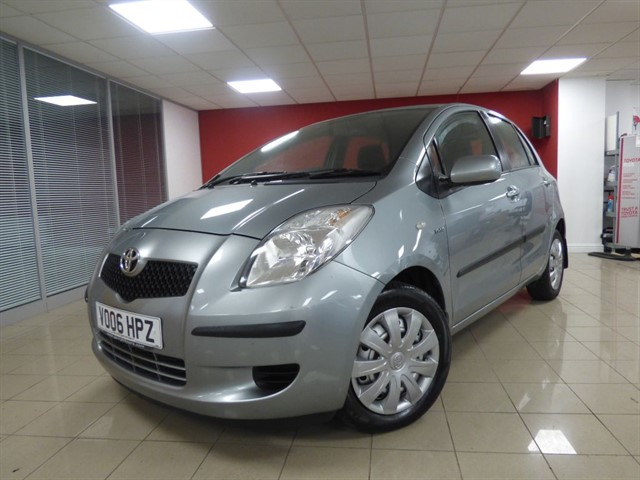 used Toyota Yaris T3 D-4D MM in aberdare
