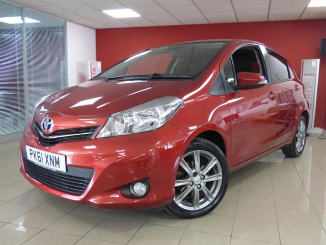 used Toyota Yaris VVT-I SR in aberdare