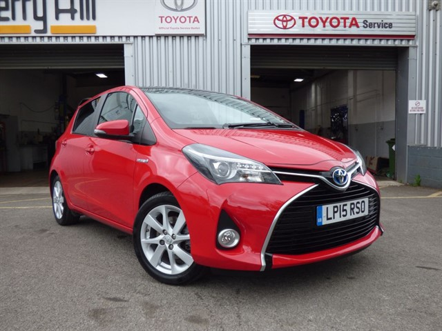 used Toyota Yaris Hybrid Excel (Appearance Pack) in aberdare