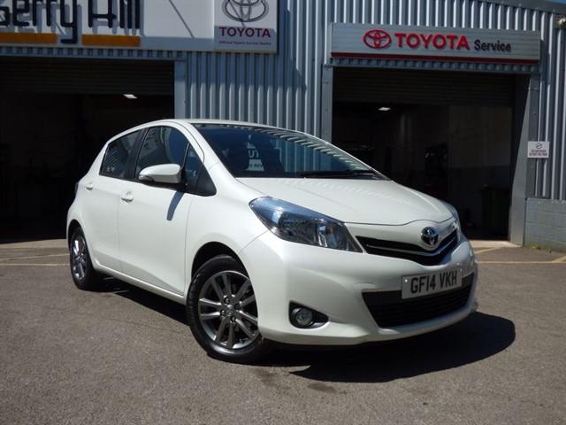 used Toyota Yaris VVT-I Icon Plus  in aberdare