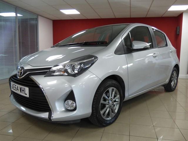 used Toyota Yaris VVT-I Icon Nav in aberdare