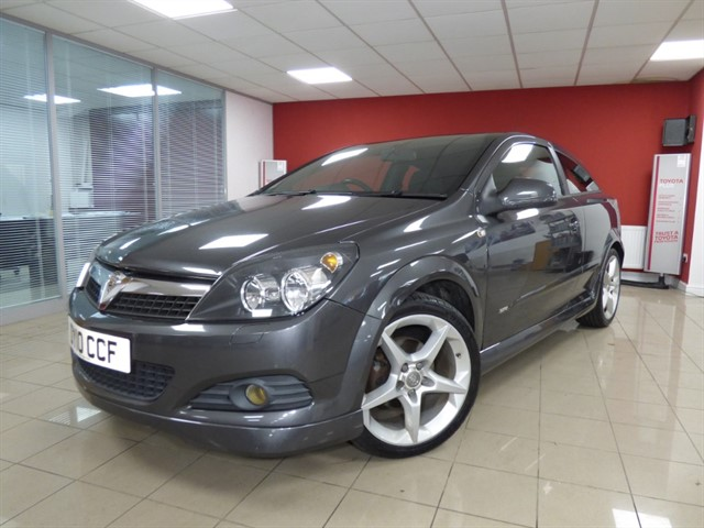 used Vauxhall Astra SRI XP in aberdare