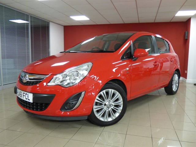 used Vauxhall Corsa SE in aberdare