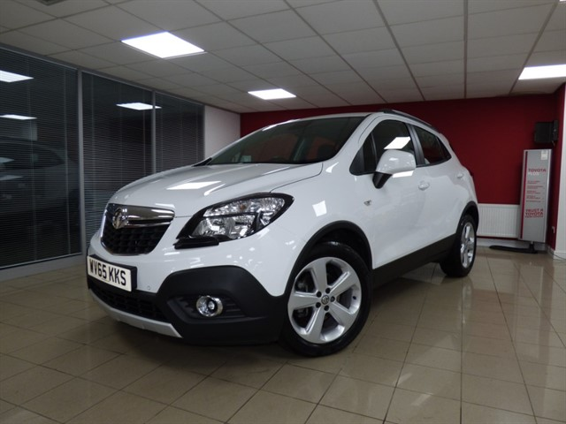 used Vauxhall Mokka EXCLUSIV S/S in aberdare