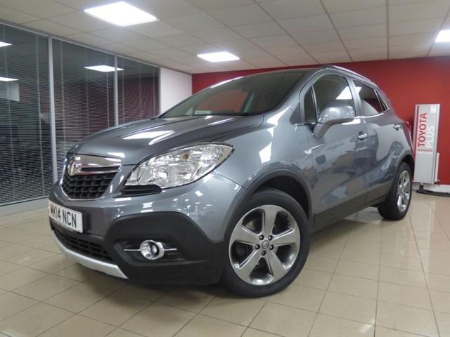 used Vauxhall Mokka SE CDTI S/S in aberdare
