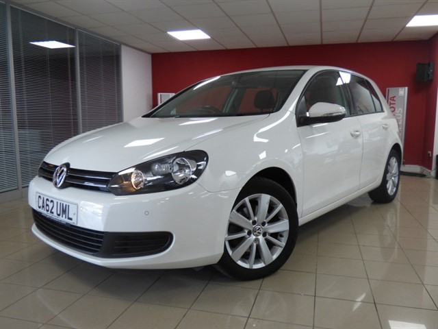 used VW Golf MATCH TSI in aberdare