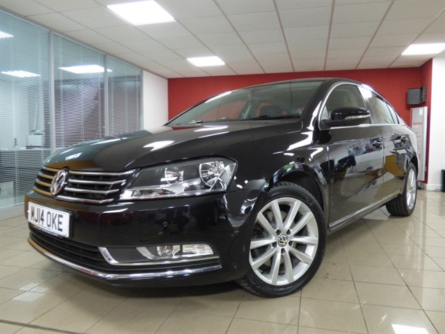 used VW Passat EXECUTIVE TDI BLUEMOTION TECHNOLOGY in aberdare