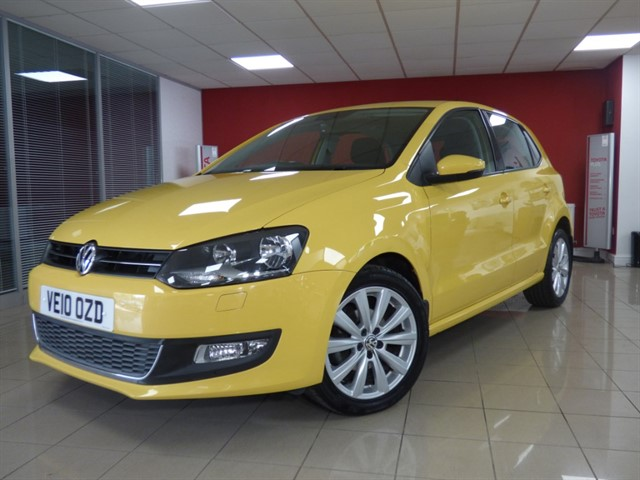 used VW Polo SEL TSI in aberdare