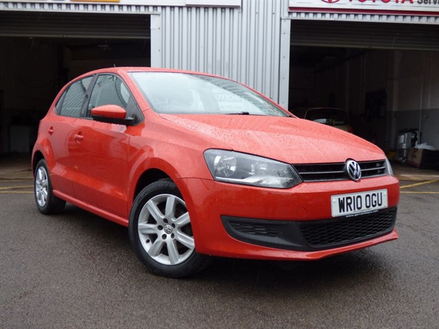 used VW Polo SE in aberdare
