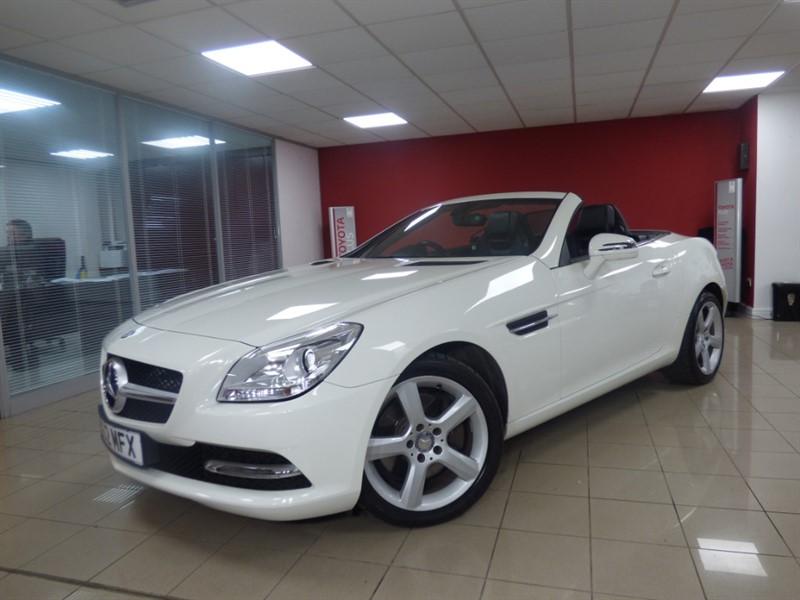 Mercedes SLK250 for sale