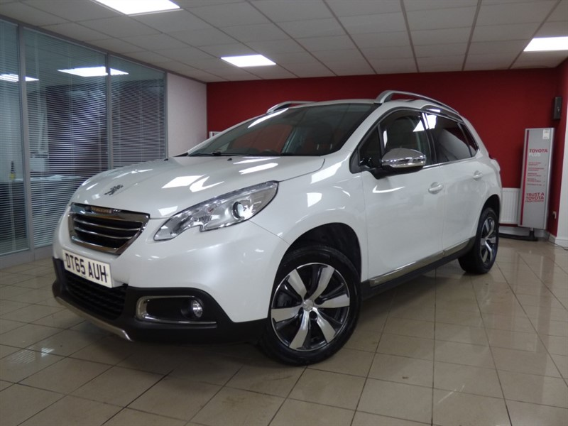Peugeot 2008 for sale