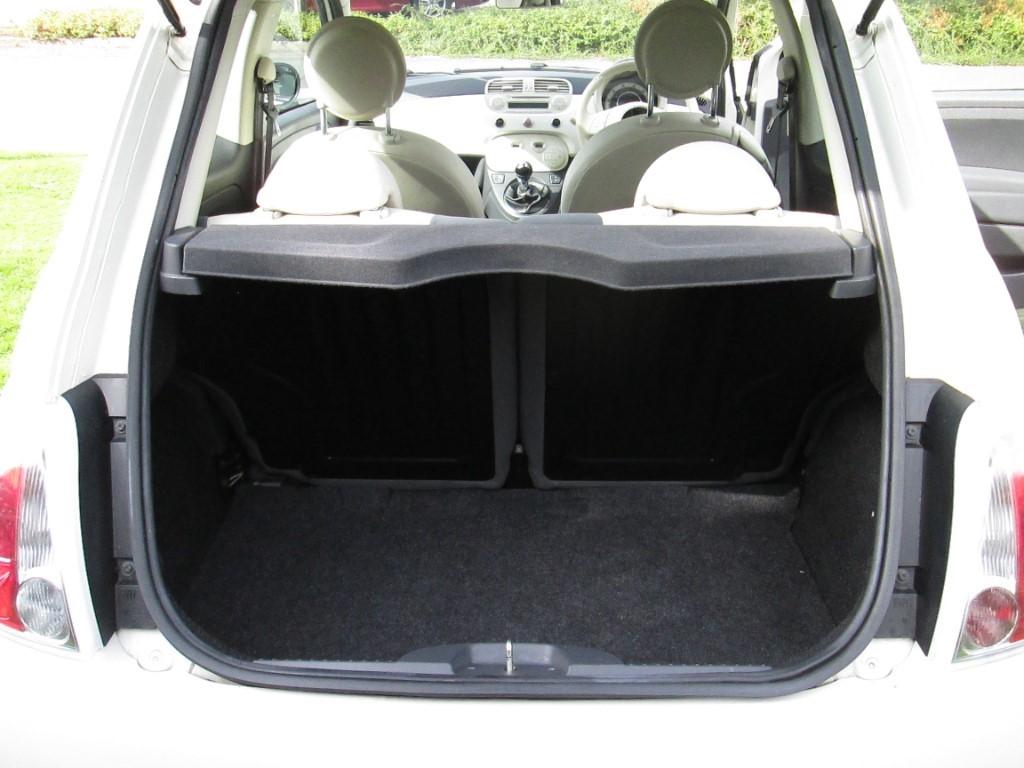 Fiat 500 Trunk Release The Fiat Car