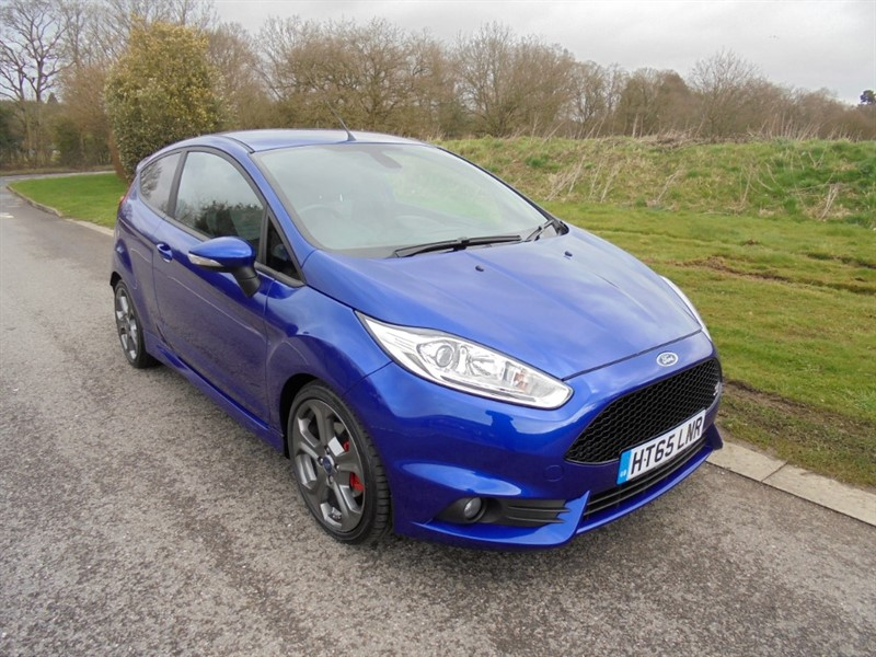 used Ford Fiesta ST-3 6 SPEED MANUAL in surrey
