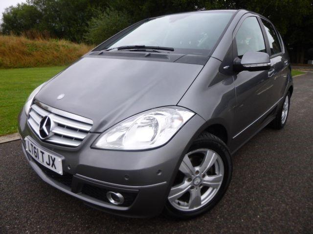 used Mercedes A160 CDI AVANTGARDE SE AUTO in surrey