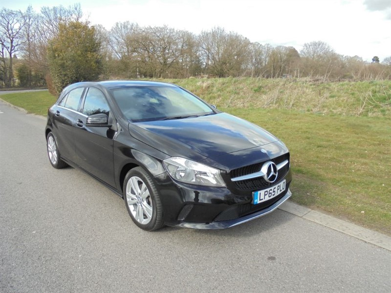 used Mercedes A200 A-CLASS A 200 D SPORT AUTO in surrey