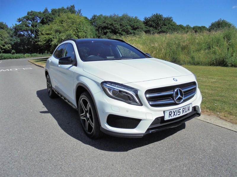 used Mercedes GLA220 CDI 4MATIC AMG LINE PREMIUM PLUS AUTO in surrey